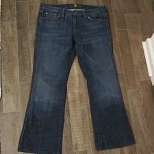 7 For All Mankind sz30 PINK A Pocket Ex Used Cond